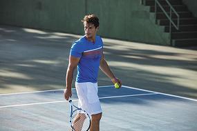 new style 5c83a 5f421 Tennisbekleidung Herren