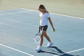 check out a74bc a538d Tennisbekleidung Kinder