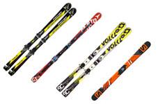 Marken Skier für jung & alt