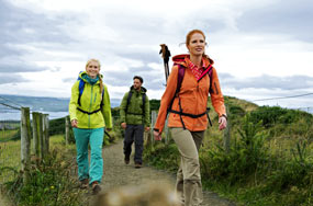 Damen Trekking Tour