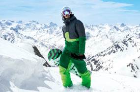 Marken Ski Equipment