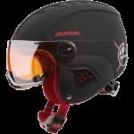 Alpina Carat Le Visor Skihelm