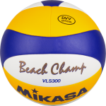 MIKASA Beach Champ VLS 300 Volleyball
