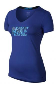 Nike Pro Logo SS Top-Fill