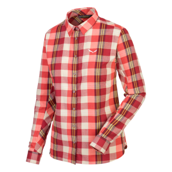 Salewa Flannel Bluse