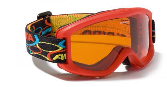 Alpina Carvy 2.0 Skibrille für Kinder -