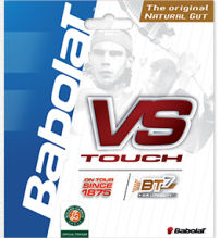 Babolat VS Touch inkl. Bespannung 130