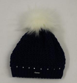 Eisbär Shania Lux Crystal Mütze 55