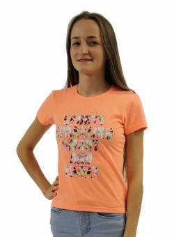 Energetics Kinder T-Shirt Zaribella 152