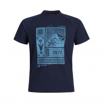 Mammut Wander-T-Shirt für Herren