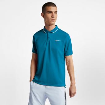 Nike Tennis-Poloshirt für Herren S