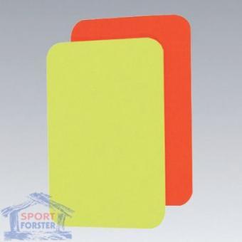Pro Touch Schiedsrichter Kartenset 1