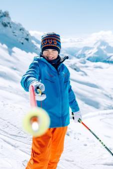 Kjus Formula Skijacke für Jungen Vorsaison