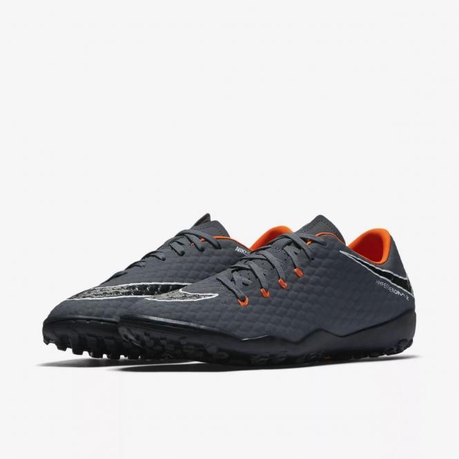 PHANTOMX 3 ACADEMY TF - Fußballschuh Multinocken - dark grey/total orange Freies Verschiffen Großer Verkauf mG2Usgmo3H