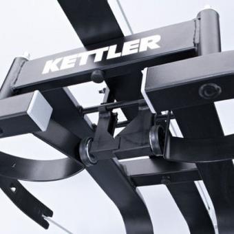 Kettler Hantelbank Delta XL inkl. Curlpult