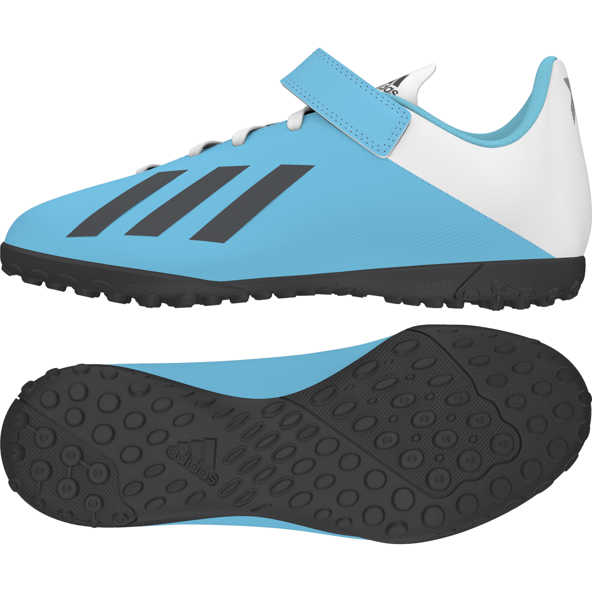 Adidas X 19 4 Kunstrasen Fussballschuhe Fur Kinder