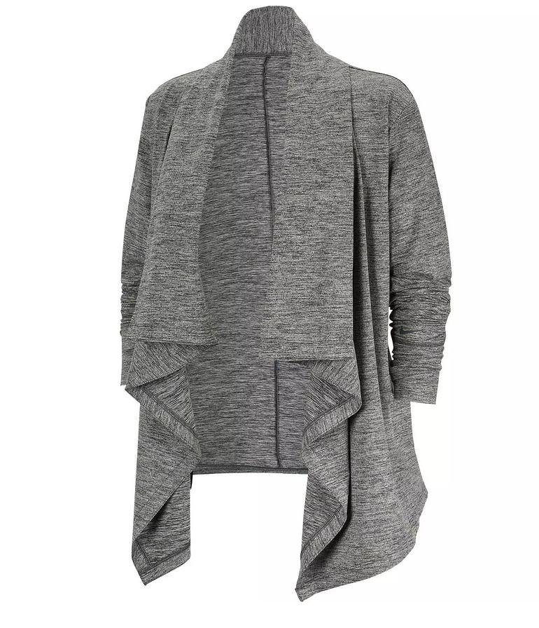 NIKE Yoga Cardigan Jacke für Damen