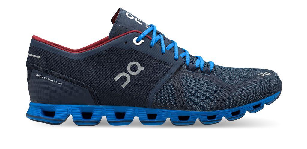 Modern und elegant in der Mode Sportschuhe starke verpackung On Cloud X Laufschuh für Herren