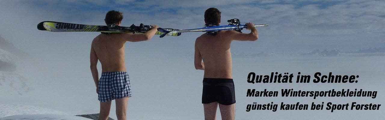 Marken Wintersportbekleidung & Ausrüstung